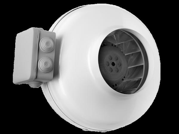 Канальные вентиляторы SHUFT CFs