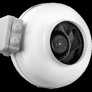 Канальные вентиляторы SHUFT TUBE